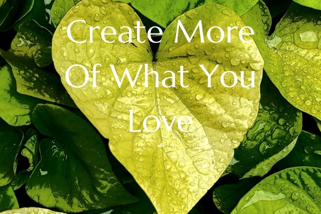 Create More Of What You Love In 2020